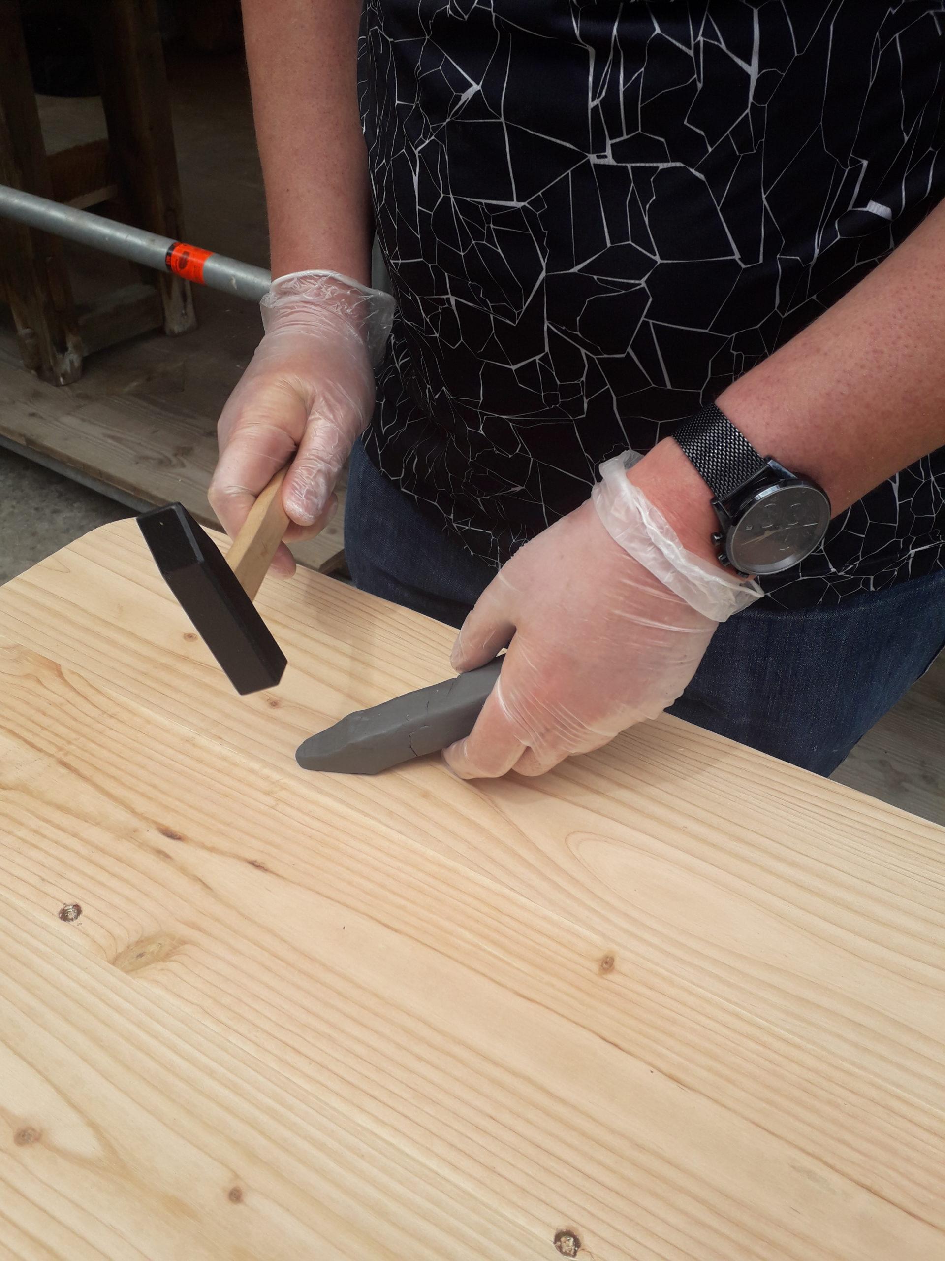 Ateliers avec les artisans de Suivez la Flèche
